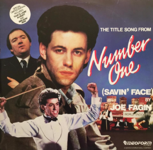 "Joe Fagin - Number One (Savin' Face) (12"") (VG+/EX)"